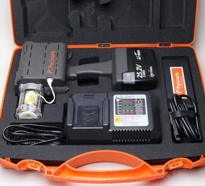 Complete battery set.